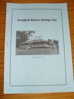 Sunnybank-Runcorn Heritage Trail cover